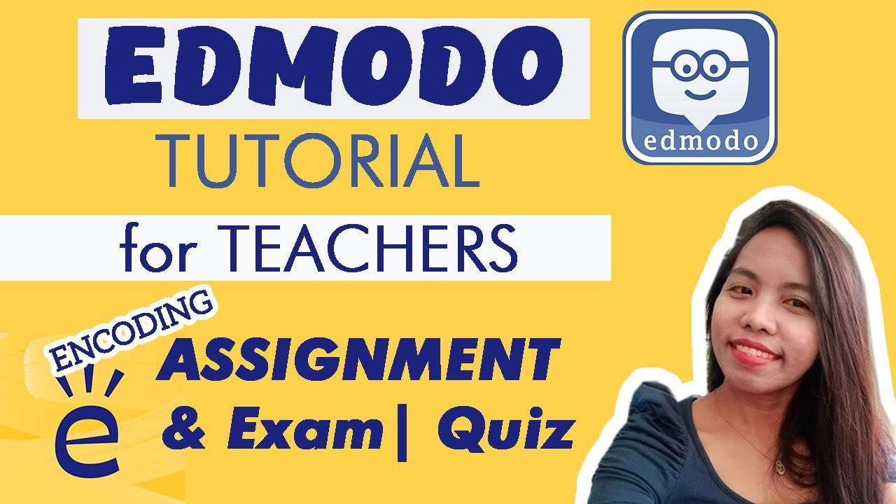 Edmodo Öğretmen Kullanıcı Girişi
