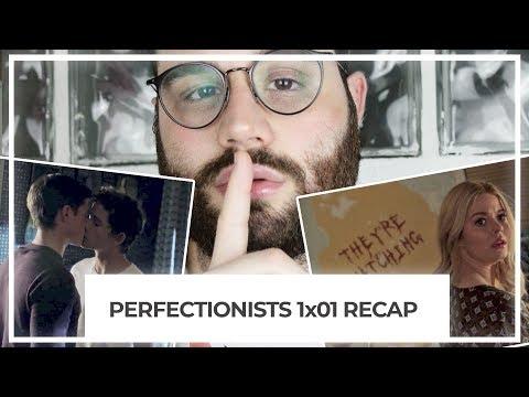 PILOT | THE PERFECTIONISTS RECAP 1X01| @davidlakeme