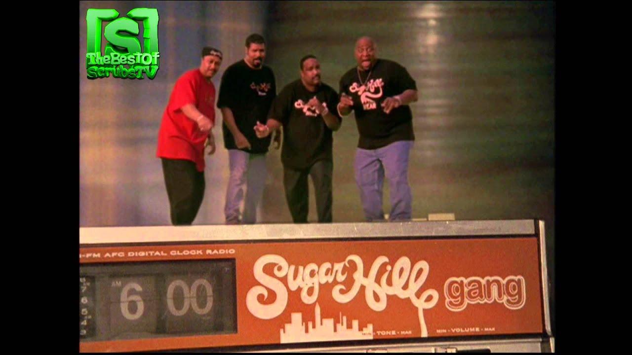 Scrubs - Der Sugar-Hill-Gang-Wecker - YouTube