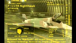 Скачать Ace Combat Zero All Planes