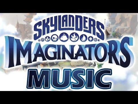 [♪♫] Skylander Academy - Main Theme | Skylanders Imaginators Music