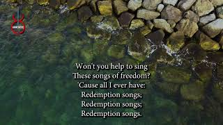 Download lagu Redemption Song by Bob Marley Acoustic Guitar Backing Track Acoustic Karaoke MP3