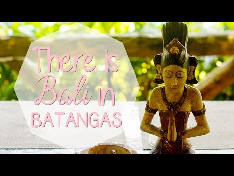 Bali-Inspired Resort in Batangas, Philippines