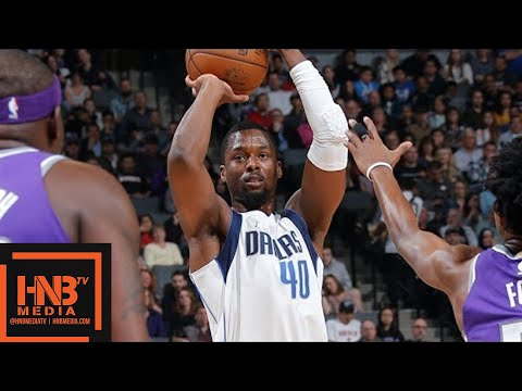 Dallas Mavericks vs Sacramento Kings Full Game Highlights / Feb 3 / 2017-18 NBA Season