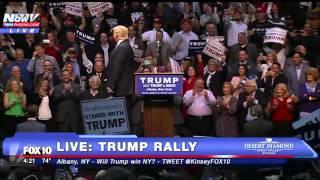 FNN: FULL Donald Trump Rally Albany, NY