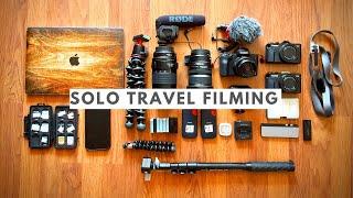 Best Travel Camera Gear | My Best Travel Vlogging Setup Essentials