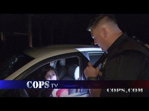 I Touch I Keep,  Deputy Roedding, COPS TV SHOW