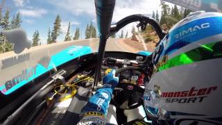 TEAM APEV with MONSTER SPORT PIKES PEAK 2015 Finals 【TEAM APEV with モンスタースポーツ パイクスピーク2015 決勝オンボード】