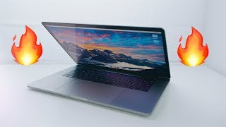 i9 Macbook Pro 2018: Hottest Laptop on the Planet! thumbnail