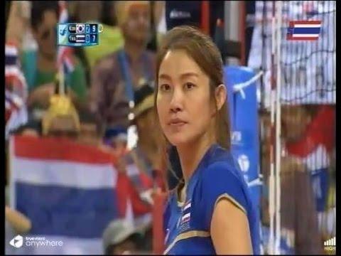ไทย-เกาหลีใต้ :วอลเลย์บอลหญิงเอเชี่ยนเกมส์ 2014: 23.9.2014