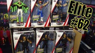WWE Elite #62 Action Figures