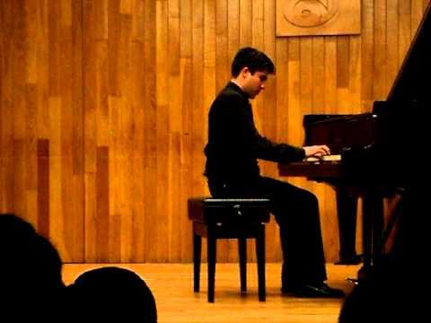 Sonatina in F Major - Ludwig van Beethoven - Waldo García