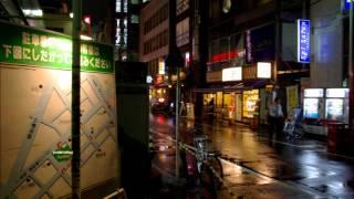 Adult Swim Bump - Tokyo Parking