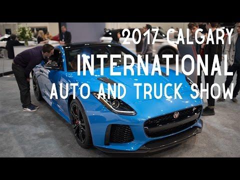Calgary International Auto Show