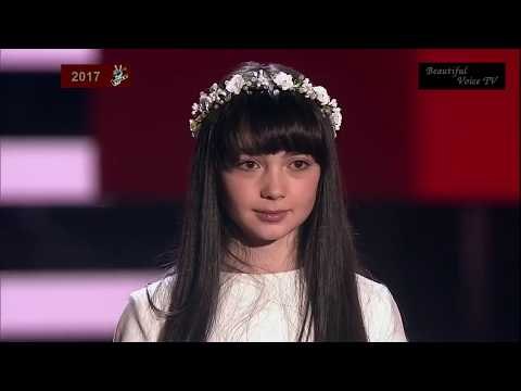 Deniza. 'Вера'. The Voice Kids Russia 2017.