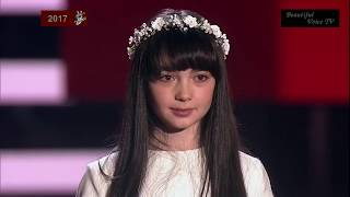 Deniza. Вера. The Voice Kids Russia 2017.