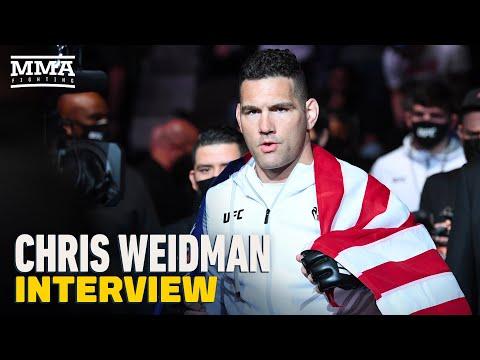 Chris Weidman Adamant He Will Fight Again After Broken Leg, Reveals Dangers Still Ahead For Him