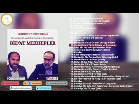 #107: Mu'tezile'nin Tarihi Kökeni ve Oluşumu - Ebubekir Sifil