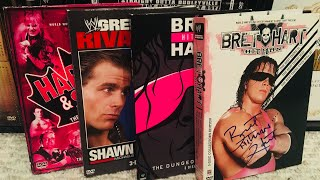 "WWE Bret ""The Hitman"" Hart DVD Collection Review"