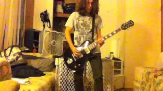 "Asking Alexandria ""Creature"" Guitar Cover"