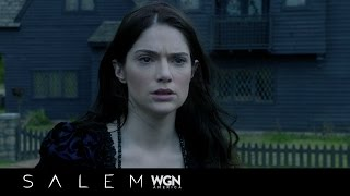 Repeat youtube video WGN America's Salem Season 3:304Mary Sibley