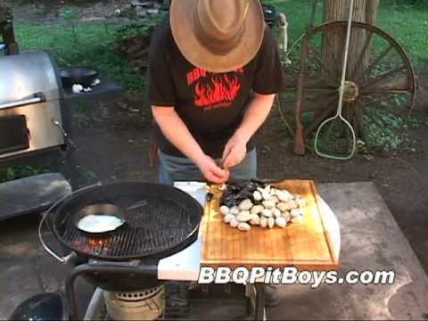 Clams And Mussels Recipe By The BBQ Pit Boys