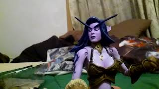 WARCRAFT: SHANDRIS FEATHERMOON! 🌕 ACTION FIGURE REVIEW!