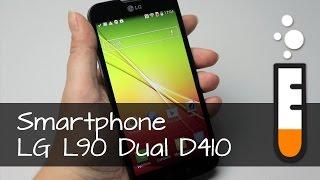 LG L90 Dual D410 Smartphone - Vídeo Resenha Brasil