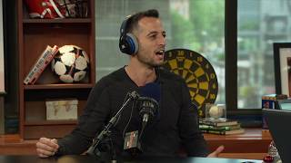 """Around The Horn"" Host Tony Reali Joins the Dan Patrick Show In-Studio (Full Interview) 06/07/2017"
