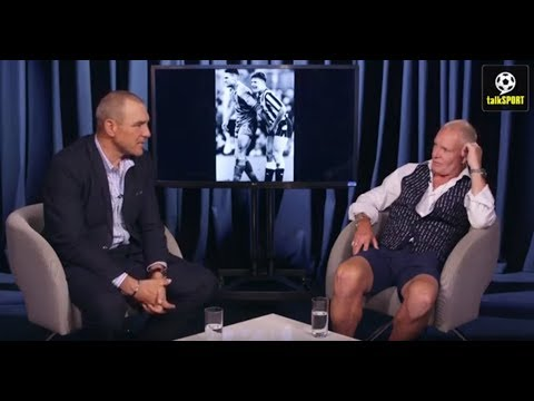 RE:UNITED: Vinnie Jones and Paul Gascoigne  Full talkSPORT