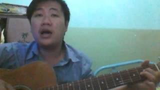 Anh Nợ Em ( Phạm Trưởng ) cover guitar tập chơi