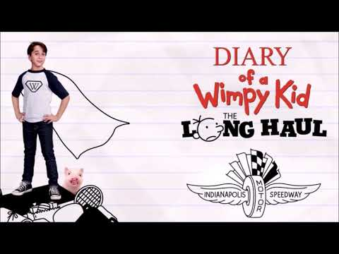 Diary Of A Wimpy Kid The Long Haul Soundtrack 7. Let Yourself Go - Green Day