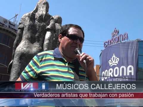 MUSICOS DE LA CALLE