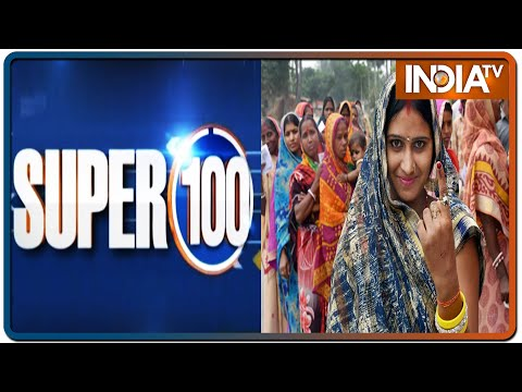 Super 100: Non-Stop Superfast | March 27, 2021 | IndiaTV News