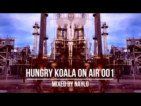 Hungry Koala On Air 001 (Mixed By Naylo)