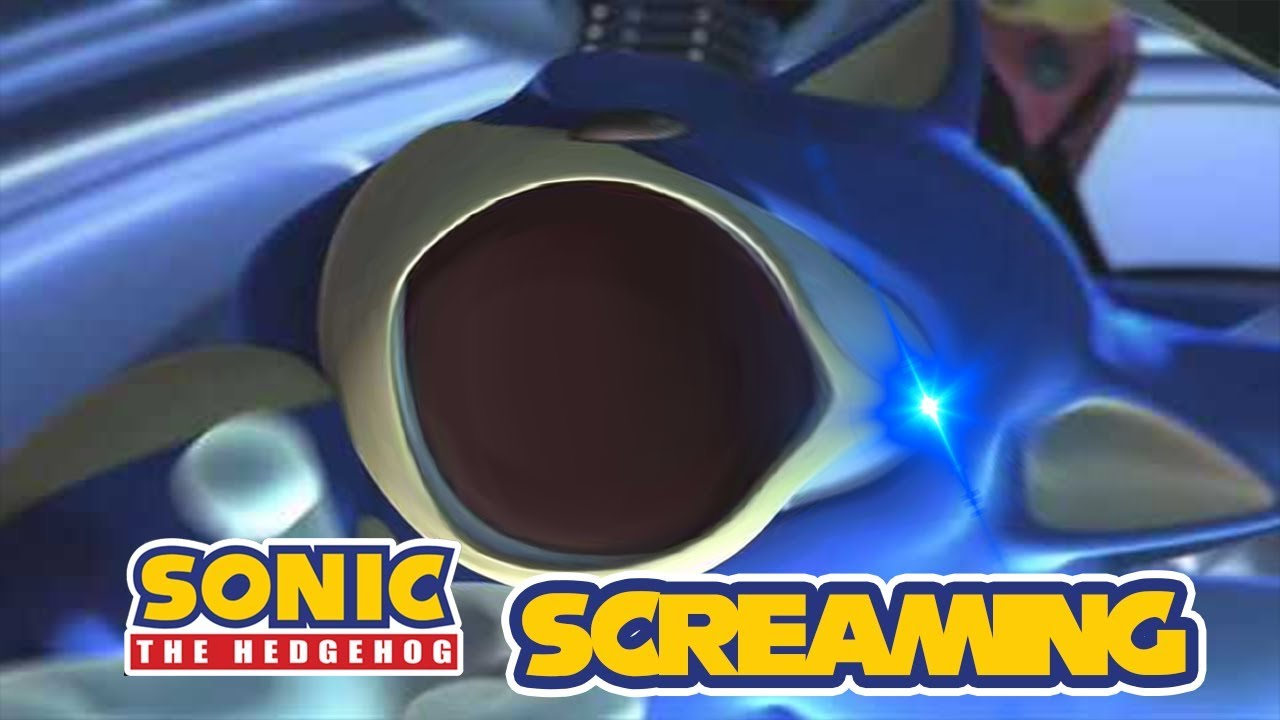Sonic Screaming Youtube