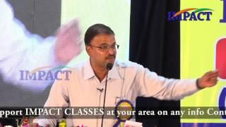 Value of Time  JD Laxminarayana IPS  at IMPACT Tirupati 2017