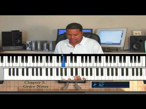 Learn How to Play the Piano - Learn Piano Tecniques and Grace Notes