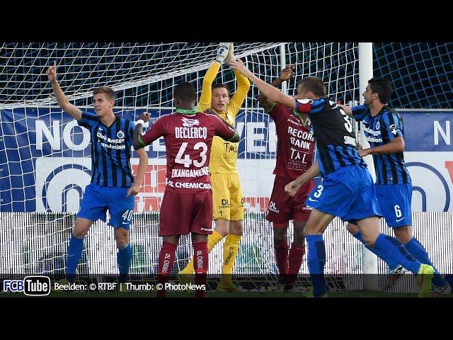 2014-2015 - Jupiler Pro League - 03. Zulte Waregem - Club Brugge 1-1