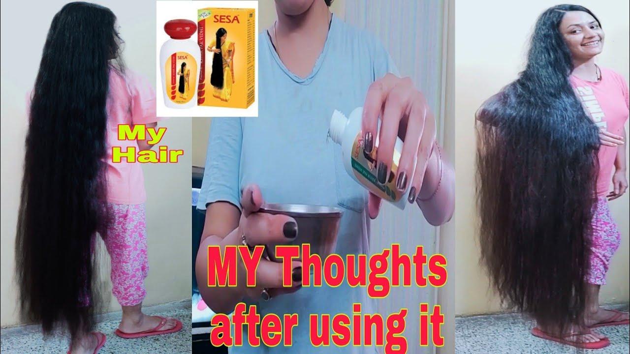 Download Sesa Hair Oil | How to Use | जानें कैसा है बालों के लिए | मात्र 100 Rs का तेल बालों को लंबा करता है