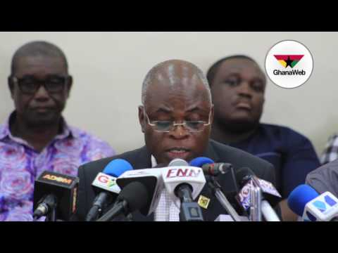 Akufo Addo blowing state funds on lavish parties – NDC alleges
