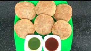 Aloo Kachori Recipe    How to make Potato masala stuffed Kachori recipe at home in hindi   