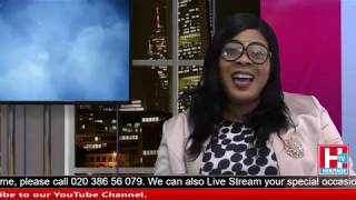 Prophetess Omobolanle Numbers on Heritage Television Variety Show