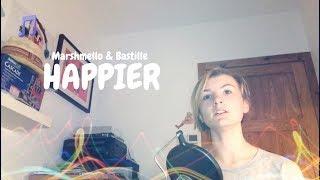 Happier By Marshmello ft. Bastille karaoke