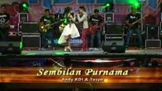 Gambar cover Sembilan purnama om.adella