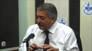شوقي عاشق يوسف المدير العام للصندوق الوطني للضمان الاجتماعي ضيف القناة الأولى