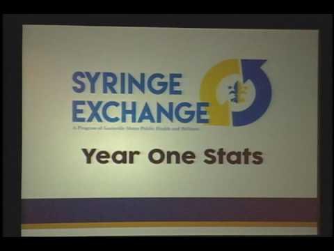 Louisville Metro Syringe Exchange Program - Matthew LaRocco, CADC
