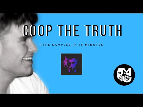 The Secret To Making Samples | Like Coop The Truth | 15 Minutes (Studio One)