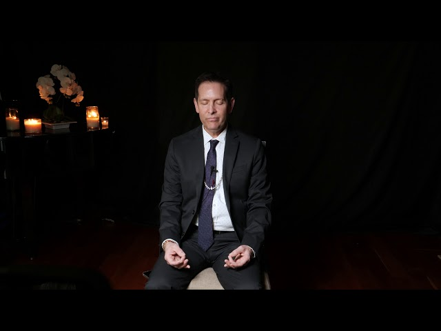GUIDED MEDITATION - With Rev. Keith Horwitz