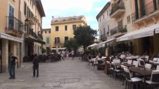 Die Altstadt von Alcudia - Mallorca HD